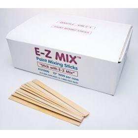 12 in Wooden Stir Sticks 1000 box