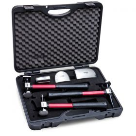 FAIRMOUNT® Professional 6 Piece Hammer and Dolly Set