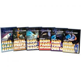 Paintucation 6 DVD Set