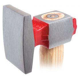 FAIRMOUNT® Long Dome Dressing Hammer Wood Handle