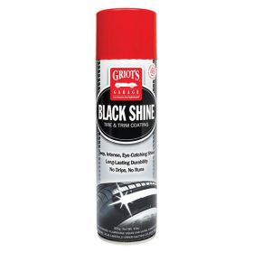 Griot's Black Shine Tire and Trim Coating 10938