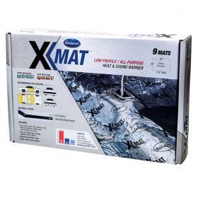Xmat Sound Deadening 18x32 inches 34.8 sq ft