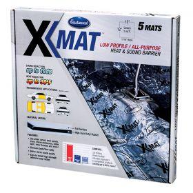 X-MAT® Sound Deadening Material 5pc - 12x12