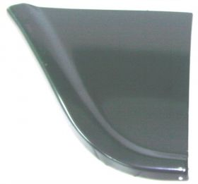 58 to 59 Chevy Pickup Fender Rear Panel 205 4058 L
