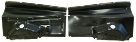 67 to 74 A to Body Front Inner Fender 250 1067 P