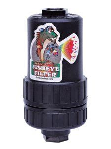 Fisheye In Line Air Filter System