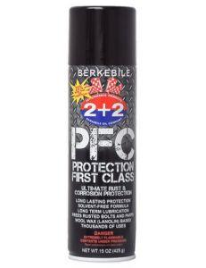 Berkebile PFC Aerosol Rust Protectant