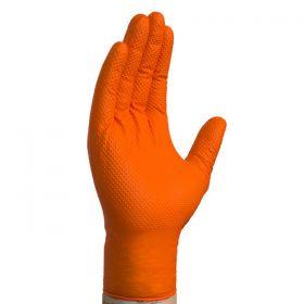HD Diamond Textured Nitrile Gloves