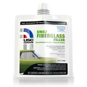 USC Garage SMC/Fiberglass Filler 77702 with Hardener