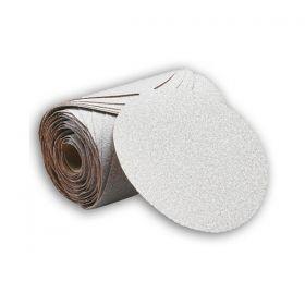 "Rhynalox Dry Use Adhesive Back Sandpaper 6"" DA White Disk 25 Pack"