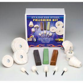 Stainless Steel Polishing Kit 14 pc Set