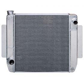 Maxx Power Tri Flow 28 In Aluminum Radiator