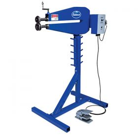 Motorized Bead Roller and Stand