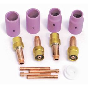 TIG Welding #10/12 Gas Lens Cup Kit