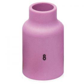 """TIG Welder #8 1/2"""" Gas Lens Cup"""