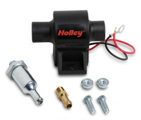Holley 32 GPH Mighty Mite Electric Fuel Pump, 4-7 PSI 12-427