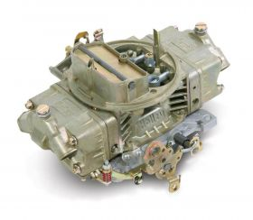 Holley 650 CFM Double Pumper Carburetor 0-4777C