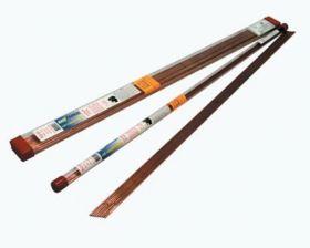 """1/16"""" X 36"""" ERCuSi-A Radnor® Silicon Bronze TIG Welding Rod 1# Tube"""