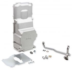 Holley GM LS Retro-fit Oil Pan- Additional Front Clearance 302-3