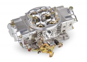 Holley 750 CFM Aluminum Street HP Carburetor 0-82751SA
