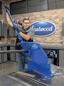 Eastwood Manual Ironworker Metal Shear