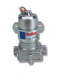 Holley 110 GPH Blue Electric Fuel Pump Without Regulator 12-812-1
