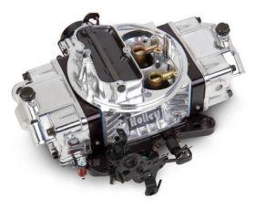 Holley 750 CFM Ultra Double Pumper Carburetor 0-76750BK