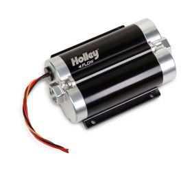 Holley 200 GPH Dominator In-line Billet Fuel Pump 12-1800
