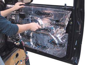 XTRM Dynamat Door Sound Kit 12 SQ FT