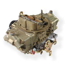 Holley 750 CFM Classic Double Pumper Carburetor W/Electric Choke 0-4779CE