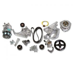 Holley LS/LT Complete Accessory Drive Kit 20-137