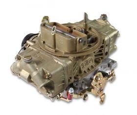 Holley 650 CFM Classic Double Pumper Carburetor W/ Electric Choke 0-4777CE