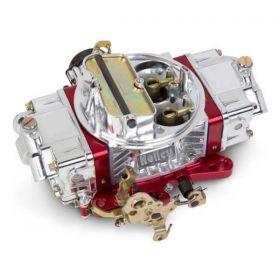Holley 750 CFM Ultra Double Pumper Carburetor 0-76750RD