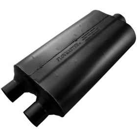Flowmaster Super 50 Muffler - 2.25 Dual In/3.00 Center Out 524553