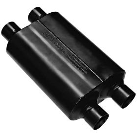 Flowmaster Super 40 Muffler - 2.50 Dual In/2.50 Dual Out 9525454