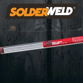 SolderWeld Multi Sol - Multi Metal Solder (6 rods per tube) SW-MS09306
