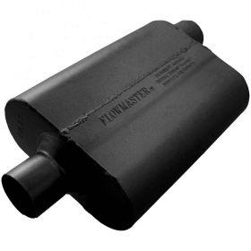 Flowmaster 40 Series Muffler - 2.50 Center In/2.50 Offset Out 42542
