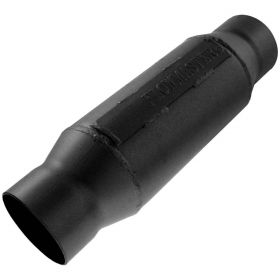 Flowmaster Outlaw Series Race Muffler - 3.00 Center In/3.00 Center Out 15430S