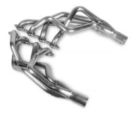 GM F/X-Body LS Swap Hooker Blackheart LS Swap Long Tube Header - Stainless 70101308-RHKR