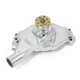 GM Big Block Weiand Action +Plus Water Pump - Polished 9212P