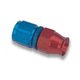 Earls Speed-Seal Hose End Hose Size -3 - Red/Blue 600133ERL