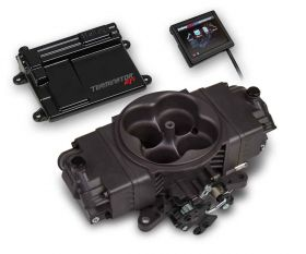 Holley Terminator Stealth EFI Kit - Hard Core Gray 550-441