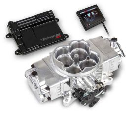 Holley Terminator Stealth EFI Master Kit-Shiny 550-440K