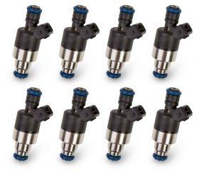 Holley 66 lb./hr. Performance Fuel Injectors - Set of 8 522-668