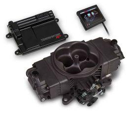 Holley Terminator Stealth EFI Master Kit-Hard Core Gray 550-441K