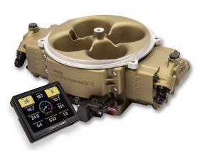 Holley Sniper EFI Stealth 4500 - Classic Gold Finish 550-843