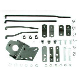 GM Muncie 451-453, 410, 454 Transmissions Hurst Street Super Shifter 4-speed Installation Kit 3738616