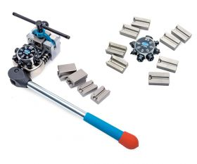 Eastwood Pro Brake Tubing Flaring Tool with 45 and 37 Degree Die Set
