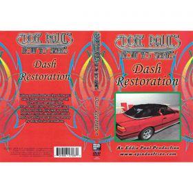 Eddie Paul 1964 65 Mustang Dash Repair Replacement