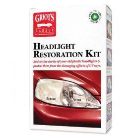Griot's Garage Headlight Restoration Kit 11409